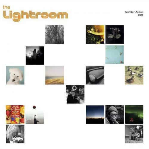 Light Room Member Annual 2013