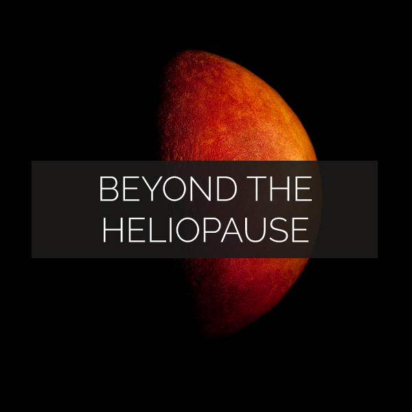 Beyond The Heliopause Print Category