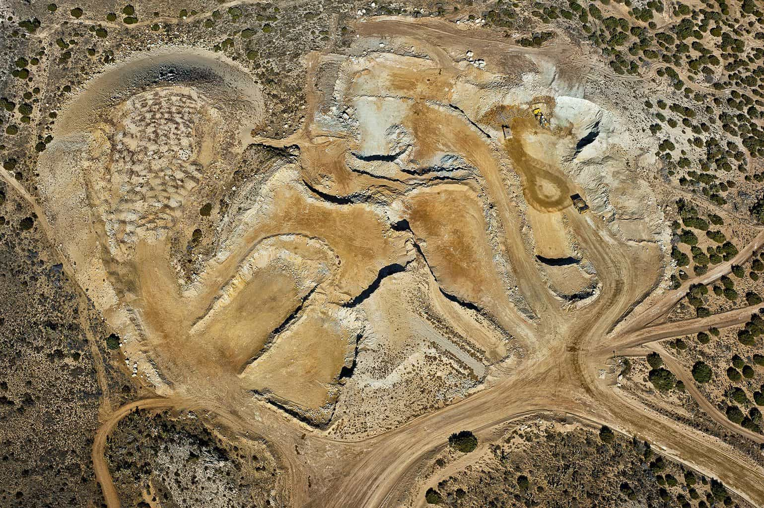 Mining #004, Mulholland's Gold, 2011-2014