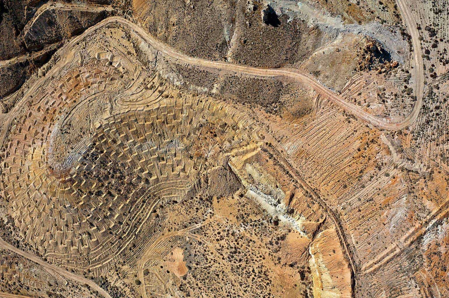 Mining #011, Mulholland's Gold, 2011-2014