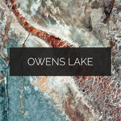 Owens Lake Print Category
