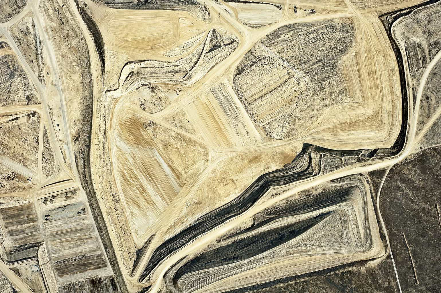 Oil #002, Mulholland's Gold, 2011-2014