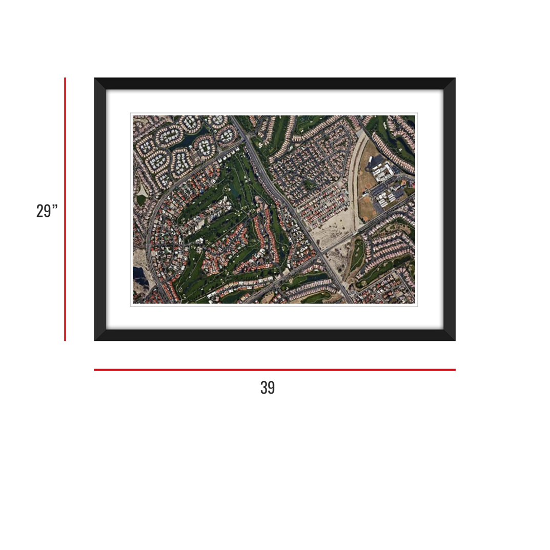 Tale of Two Cities 004 Framed 29x39