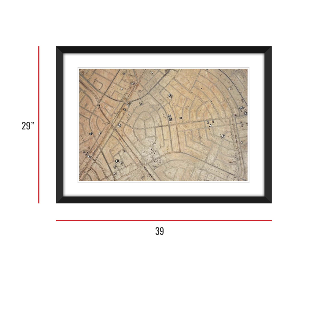 Tale of Two Cities 007 Framed 29x39