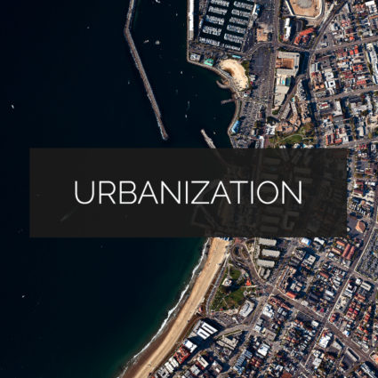 Urbanization Print Category