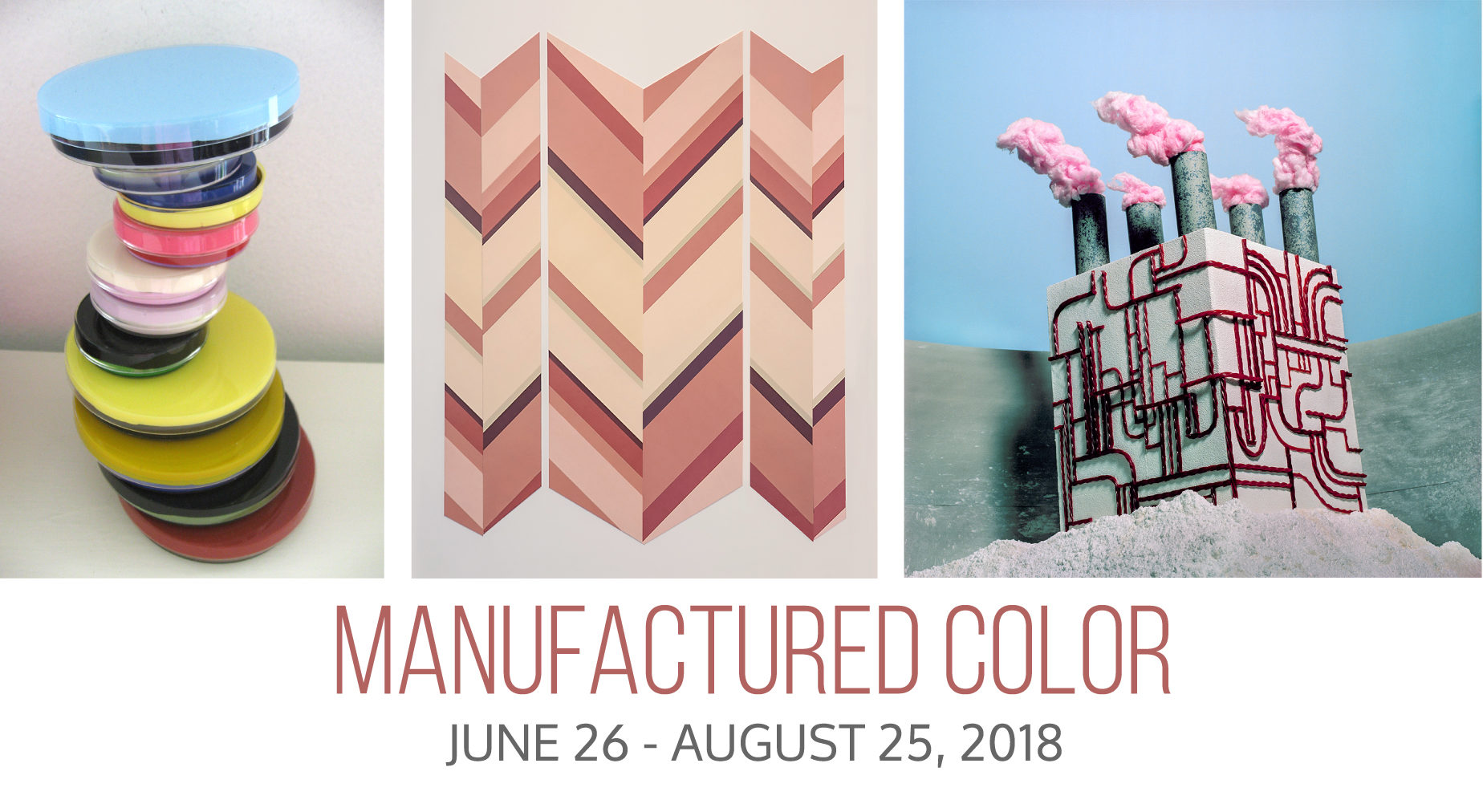 Manufactured Color Exhibition